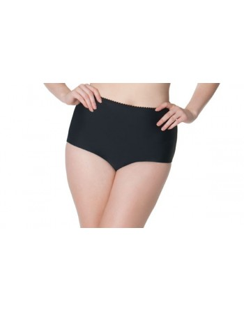 curvy kate swim jetty bikini slip hoge taille 34-36 zwart