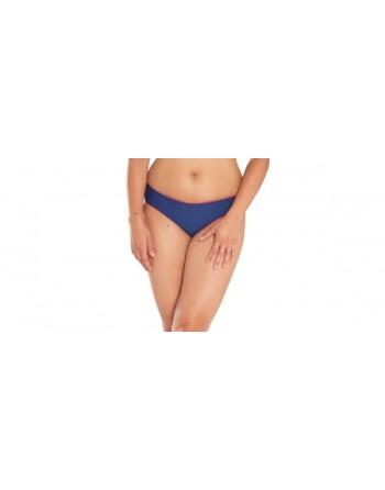 curvy kate swim peachy pairs bikini slip/omkeerbaar navy/red