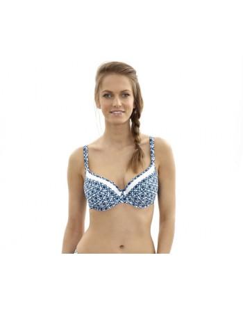 panache swim rocha balconnet bikini beha grote cupmaten mosaic print