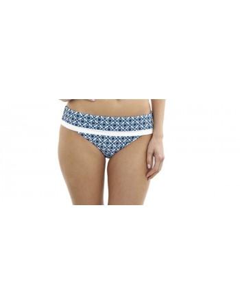 panache swim rocha bikini vslip met omslag mosaic print