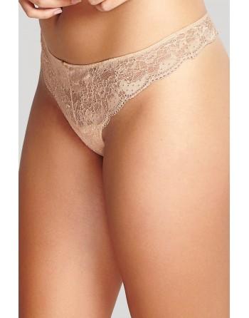 panache lingerie clara string nude 34-46