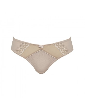 cleo by panache asher brazillian slip 34-44 latte