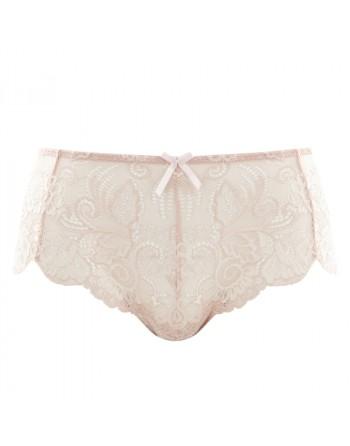 panache lingerie andorra shorty soft blush 34-46