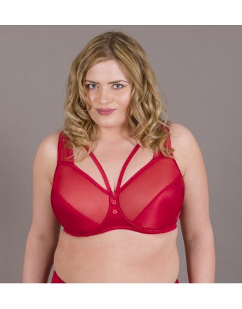 syl kali hele cup beha grote maten 75f-90e-100f-105g rood
