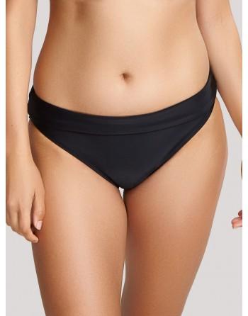 panache swim anya riva bikini slip met omslag zwart 34-46