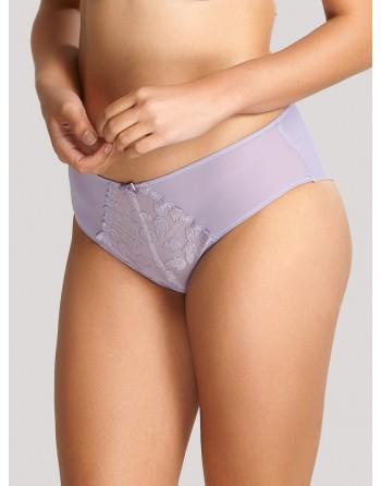 panaches lingerie corrine brazillian slip thistle 34-46