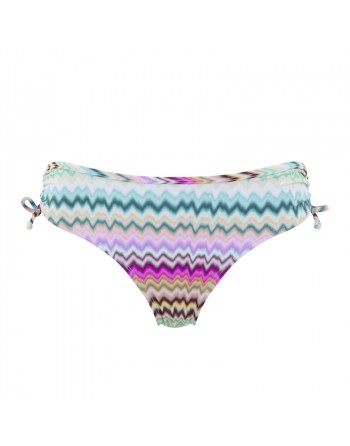 panache swim milano bikini shorty ikat print 34-46