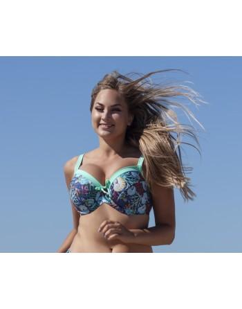 plaisir ocean hele cup bikini beha grote maten 90-105 / cup c-h light