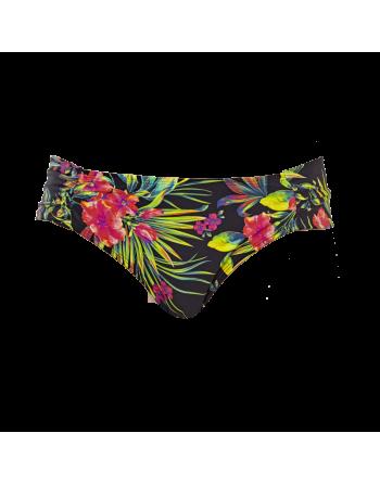panache swim anya print bas de bikini palm print