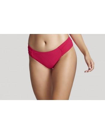 panache swim echo bikini slip 34-46 hot pink